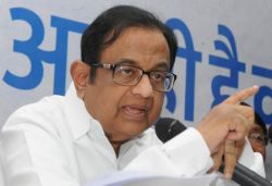We are happy Sena did not vote in favour of CAB: Chidambaram