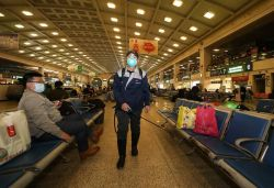 Wuhan, city at core of China's coronavirus outbreak, under lockdown