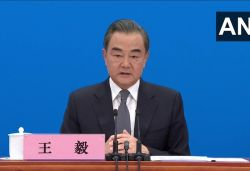 Pointing fingers will only damage one's own reputation: China's Foreign Minister