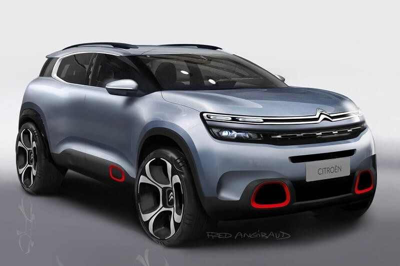Citroen India To Unveil Its First Model On April 3