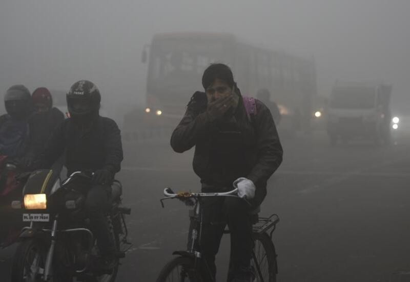 Delhi winter broke 119 years record, today's temperature is 9.4 degree Celsius till 2:30 IST