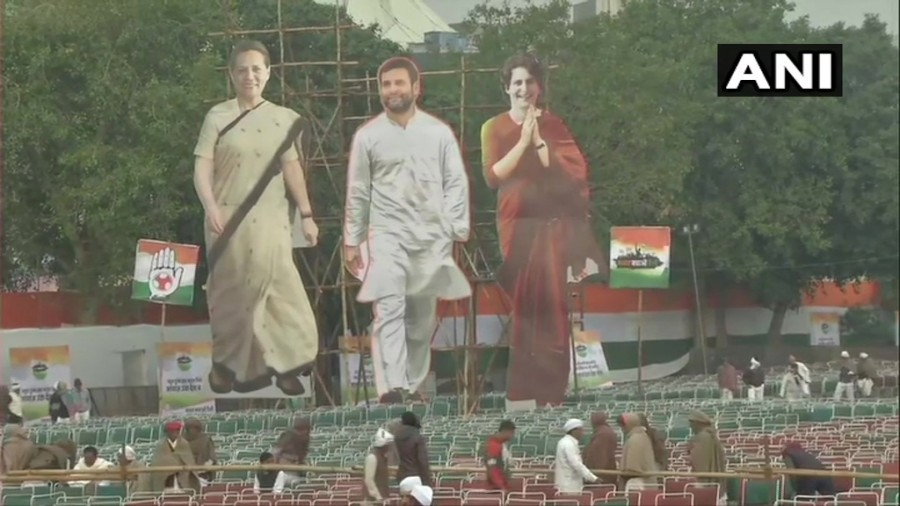 Cong to corner BJP in its 'Bharat Bachao' rally in Delhi, around the world