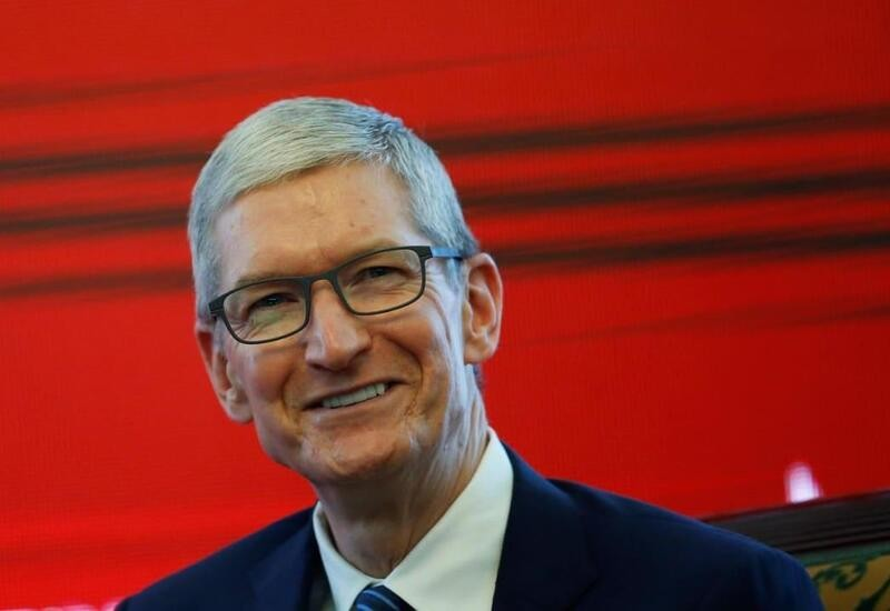 Apple CEO Tim Cook's annual pay drops to ₹83 crore in 2019