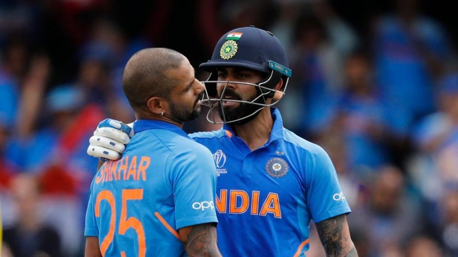 ICC World Cup 2019: Virat Kohli reveals why India did not replace injured Shikhar Dhawan