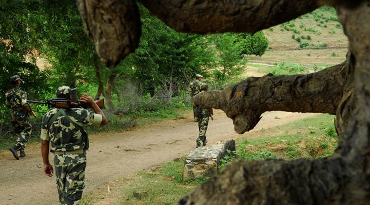Four Naxals killed in encounter with security forces in Chhattisgarh