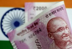 India posts first quarterly current account surplus in 13 years