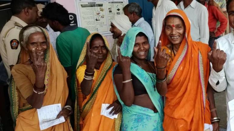 Lok Sabha Election Phase 4 News Live: 59.01% voter turnout recorded till 5 pm