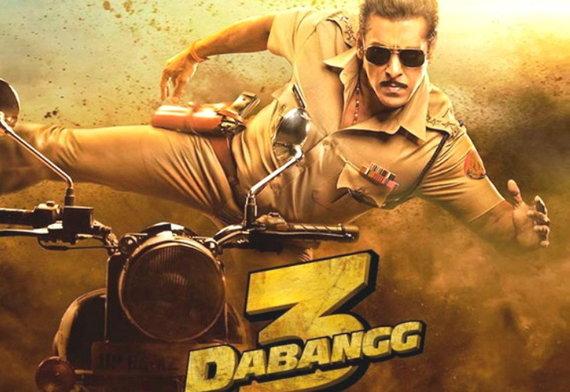 Dabangg 3 became the 15th consecutive film of Salman Khan to earn 100 crores