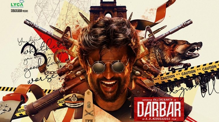Superstar Rajinikanth is back with Darbar, see first look