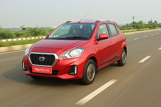 Bookings commenced for Datsun GO CVT And GO+ CVT at Rs 11,000