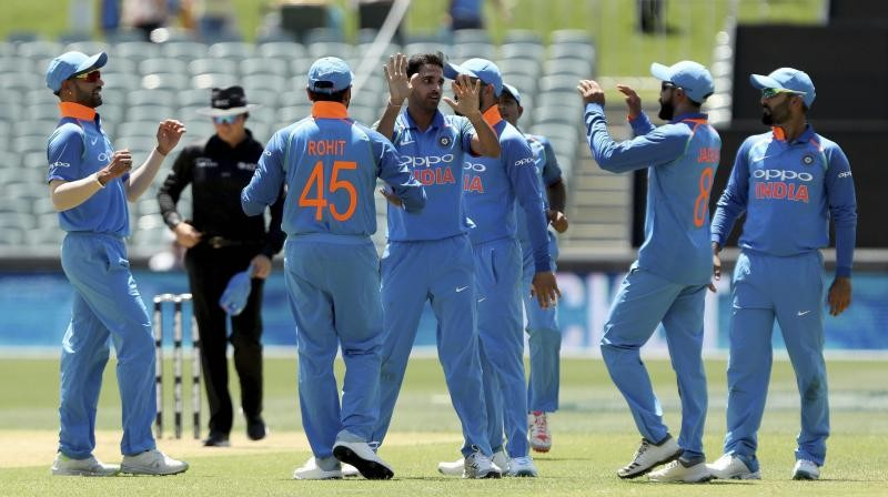 India vs New Zealand Live Score: New Zealand 243 all out