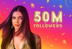 Deepika becomes 3rd Indian to cross 50-million mark on Instagram