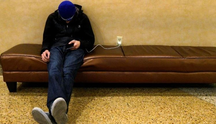 Study says smartphone Addiction can lead to depression
