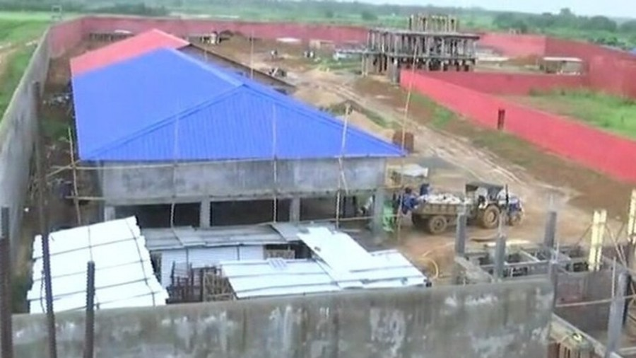 15 buildings, schools, hospital in India's first detention centre for those not in Assam NRC