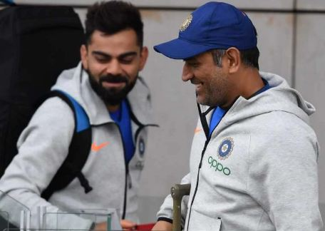 'You will always be my captain': Virat Kohli's Touching Tribute To MS Dhoni On His Birthday