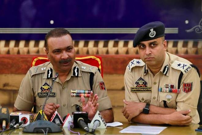 60 foreign militants infiltrated Jammu and Kashmir in last one month