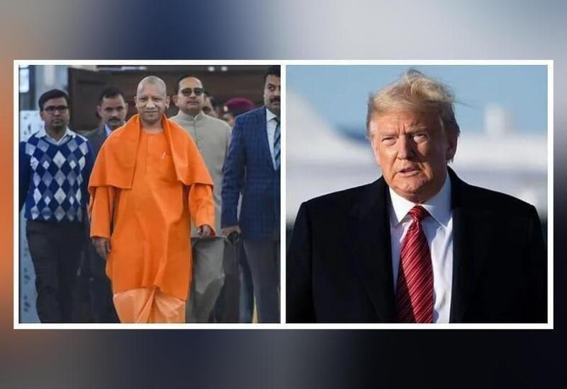 Yogi to welcome Trump at Agra airport amid performances by 250 artistes