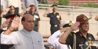 Rajnath Singh leaves for Siachen, his first visit as Defence Minister