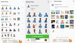 WhatsApp introduces Cricket Stickers