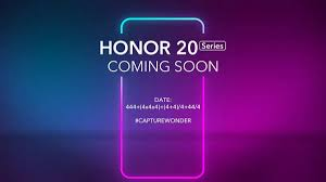 Honor 20, Honor 20 Pro launch today