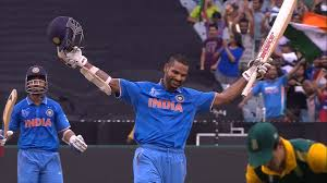 Shikhar Dhawan's Century That Saved His World Cup Ticket