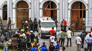 Death Toll in Sri Lanka Bombings Rises to 310, 40 People Arrested
