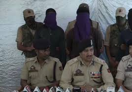 3 JeM Terrorists Involved in Srinagar Police Post Attack Arrested