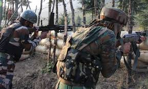 Pakistan Violated Ceasefire in Rajouri, J&K today morning at 8.15 AM