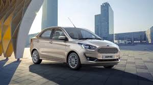 Ford Aspire Blu Edition Launched In India; Prices Start At ₹ 7.50 Lakh