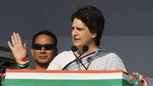 'Your vote is a weapon. Use it': Priyanka Gandhi debuts at Gujarat rally