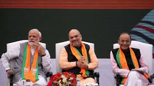BJP's next target: 333 in 2024 Lok Sabha polls with focus on south