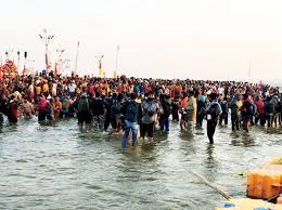 7.49 crore people have bathed in Sangam during Kumbh Mela till now
