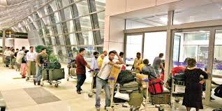 32 flights diverted from Delhi due to bad weather