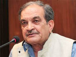 Birender Singh Offers to Resign as MP After Son Gets BJP Ticket