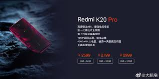 Redmi K20, Redmi K20 Pro Set to Launch Today
