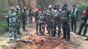 11 CRPF, state police personnel injured in IED blast by Maoists in Jharkhand