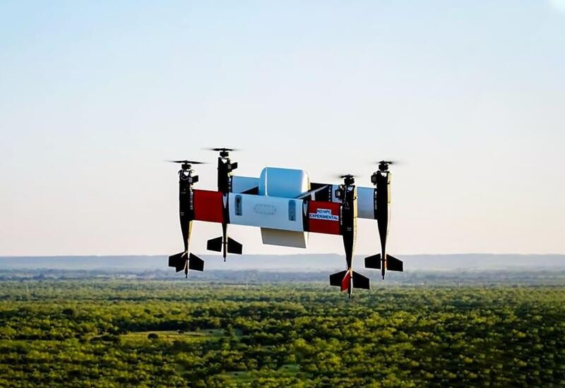 Bell's autonomous drone completes first successful flight in Texas