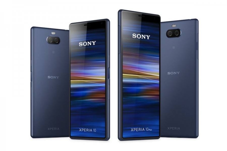 Sony debuts new Xperia 1, Xperia 10 series smartphones with wide 21:9 screens at MWC 2019