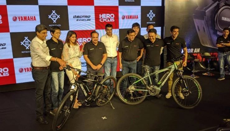 Hero Cycles launches Lectro EHX20 priced at Rs 1.30 lakh
