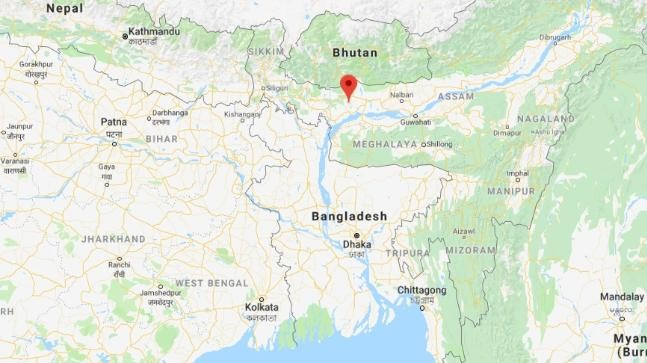 Mild earthquake hits Manipur, tremors felt in entire Northeast