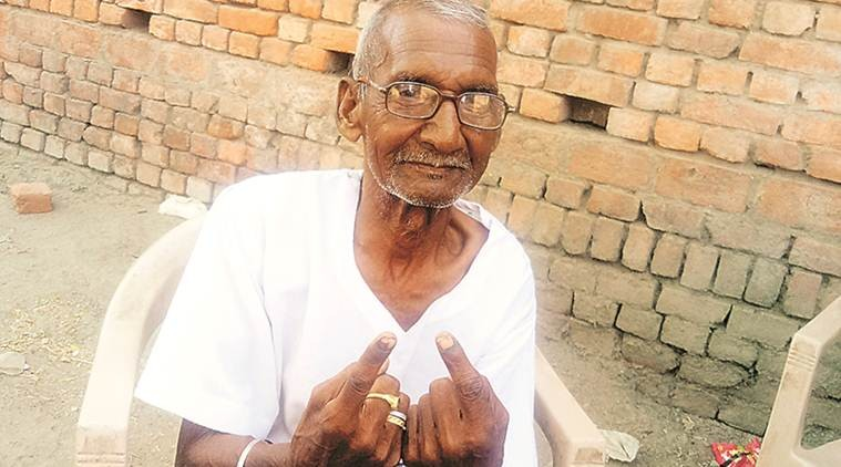 Lok Sabha elections — Six Dalits have two ink marks: voting our right, returned Rs 500 bribe