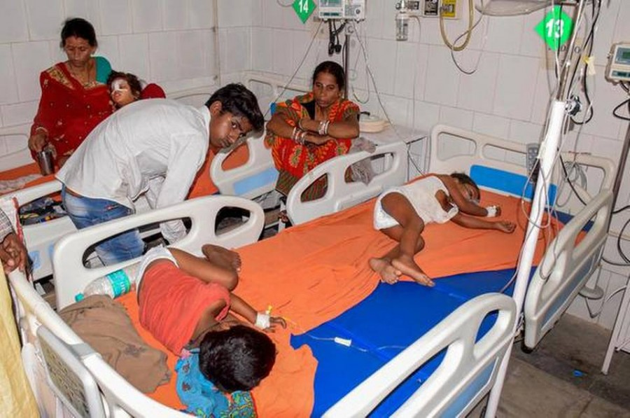 In one month, 28 children die of suspected encephalitis in Bihar's Muzaffarpur district
