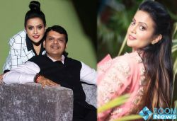 Will come back soon, let the weather change: Fadnavis' wife Amruta