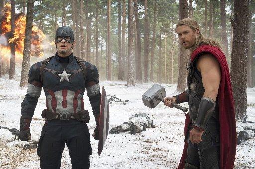 Captain America was always worthy, he was just being polite to Thor in Avengers Age of Ultron: Kevin