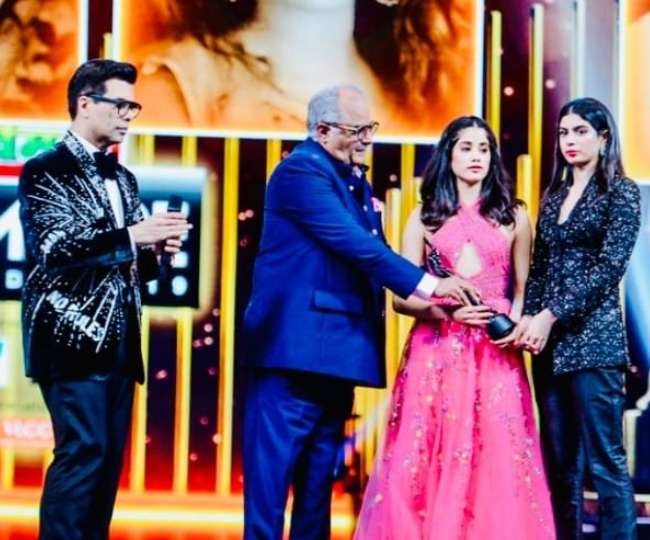Filmfare 2019: Sridevi feted with Lifetime Achievement award