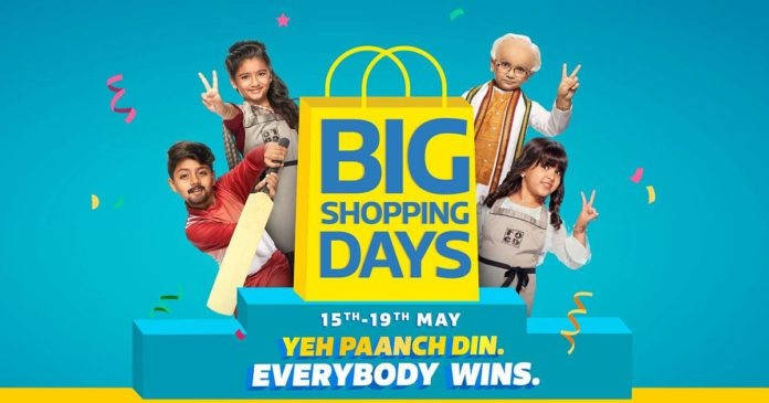 Flipkart Big Shopping Days sale begins for everyone: Big discounts on Nokia, Realme phones