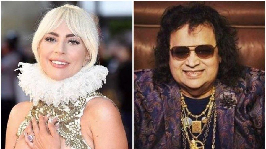 Bollywood music composer Bappi Lahiri records two duets with American singer Lady Gaga