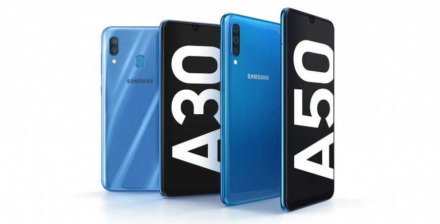 Samsung Galaxy A30, A50 Affordable mid-range phones that feel premium