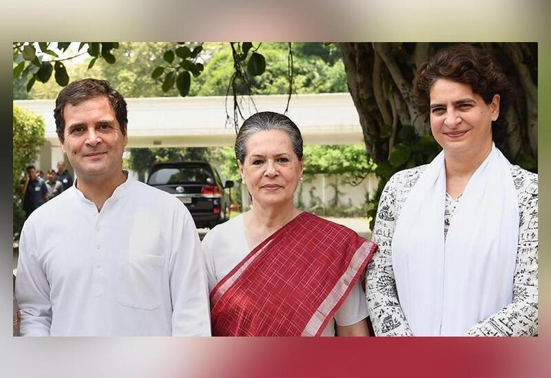 Govt withdraws SPG protection provided to Sonia, Rahul and Priyanka