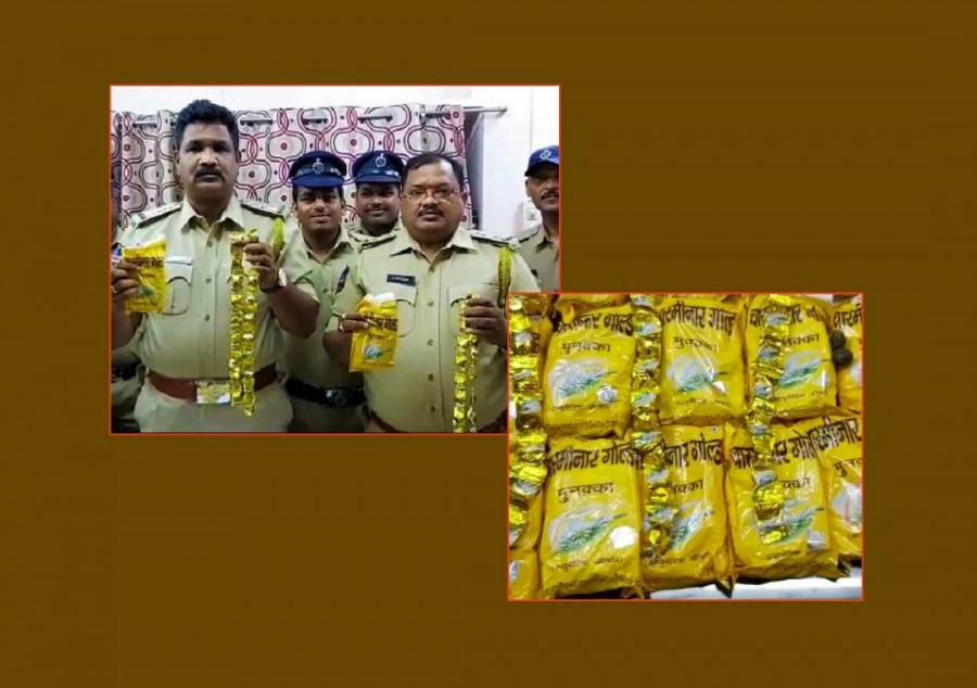 1,400 Ganja chocolates seized from pan shops near Hyderabad; 2 held